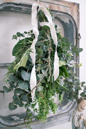 Bild zeigt Eukalyptus-Strauss